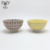 Wholesale China Supplier Yellow Porcelain Bowl Customized Ceramic bowl