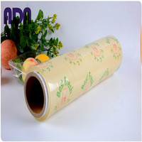China Industry Top 5 Supplier super plastic PVC Cling film price
