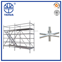 Construction galvanized quick stage scaffolding