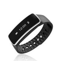 Classic wireless vibrating led bluetooth bracelet high and new technology for all the phones with bluetooth