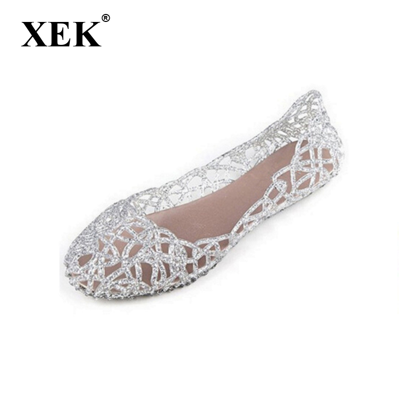 Adult Jelly Shoes 4