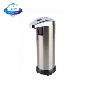 Wholesale Bathroom Stainless Steel Automatic foam/liquid Touchless soap dispenser ZYQ-7