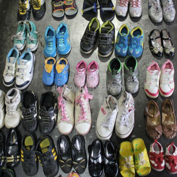 Second-hand Sneakers Used Shoes For