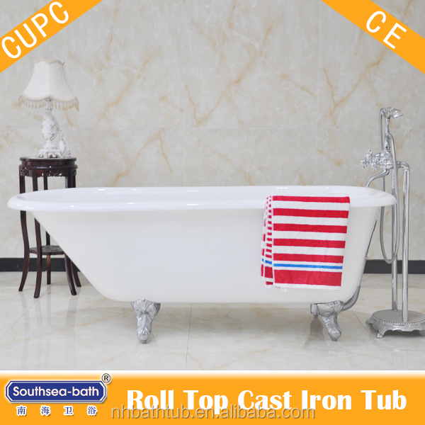 Cheap Cast Iron Bathtub, Cheap Cast Iron Bathtub Suppliers And  Manufacturers At Alibaba.com