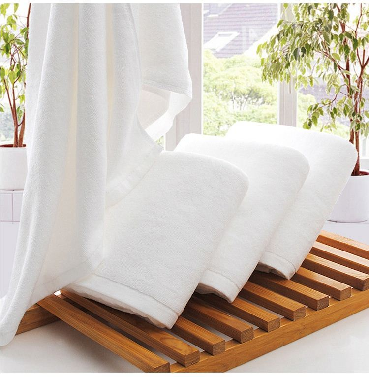 Towels bath set luxury hotel 100% cotton, best brand hilton hotel 21 bath towels