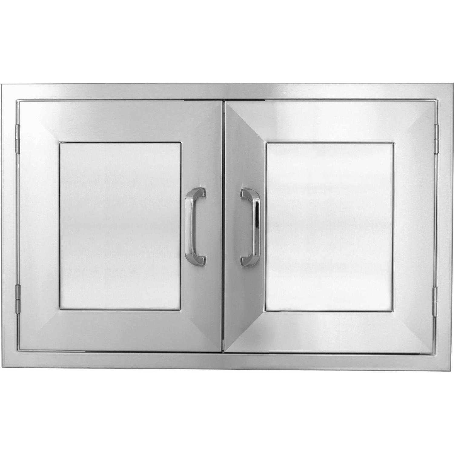 Bbqguys.com Kingston Panel Series 42-inch Stainless Steel Double Access Door