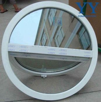 Upvc Round Window Round Windows Half Open View Upvc Round