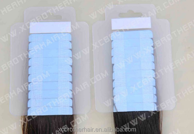 100%Remy Tape hair extensions from Chinese human hair with top quality but low price here