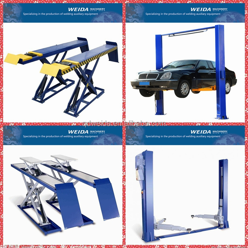 Auto Lift: Used 4 Post Auto Lift For Sale