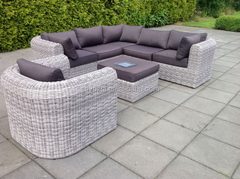 Blooma Garden Furniture Bm garden furniture in brown flat wicker includes two sigle chairs bm garden furniture in brown flat wicker includes two sigle chairs and one small coffee table workwithnaturefo