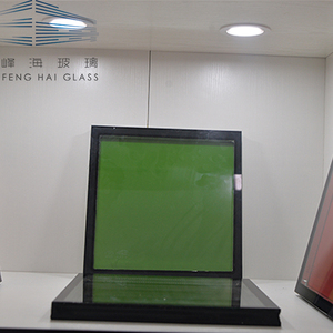 Manufacture Specification 6+9a+6mm Heat Proof Insulating Glass