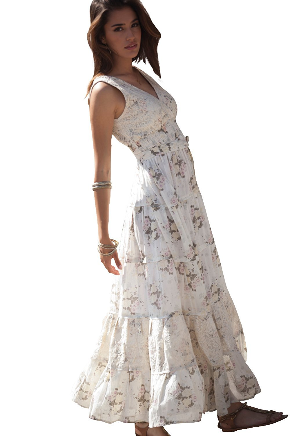 a8c4b4129d3ea Cheap Maxi Hippie Dress, find Maxi Hippie Dress deals on line at ...