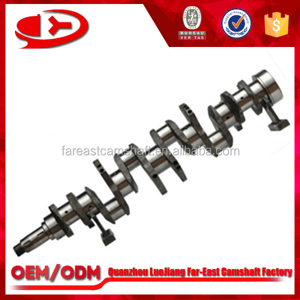 <strong>Diesel</strong> Engine Crankshaft type NE6 for Nissan truck engine spare parts