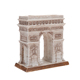 France triumphal arch resin famous building miniature gifts souvenir