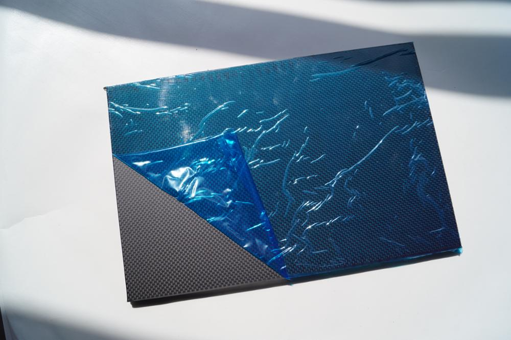 10mm Plain Matte 3K Carbon Fiber Sheet Carbon Fiber Plate