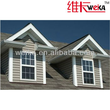 PVC grills roof windows