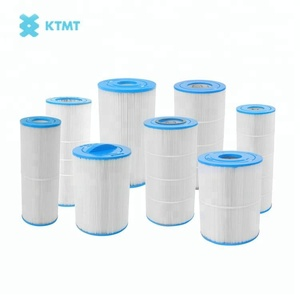 Hot Tub Paper Pleated Spa Filter /Polyester Swimming Pool Filter cartridge