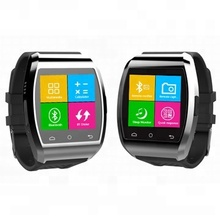 Fashion Design Smart Horloge Bluetooth Telefoon Horloge Armband Touch Screen Sport Waterbestendig