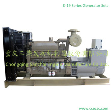 800Kw Natural Gas/Biogas Diesel Engine Powered Generator Set