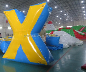 archery tag bunker paintball for rental inflatable printed bunkers