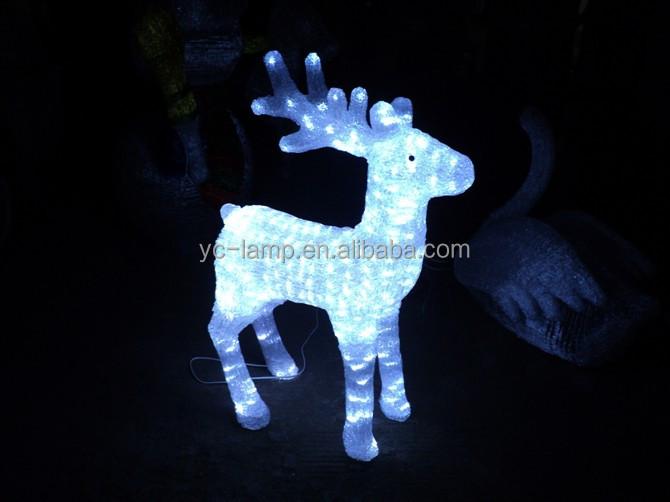 Outdoor Grote Acryl Rendier Modelling Lamp 3d Rendier Motief ...