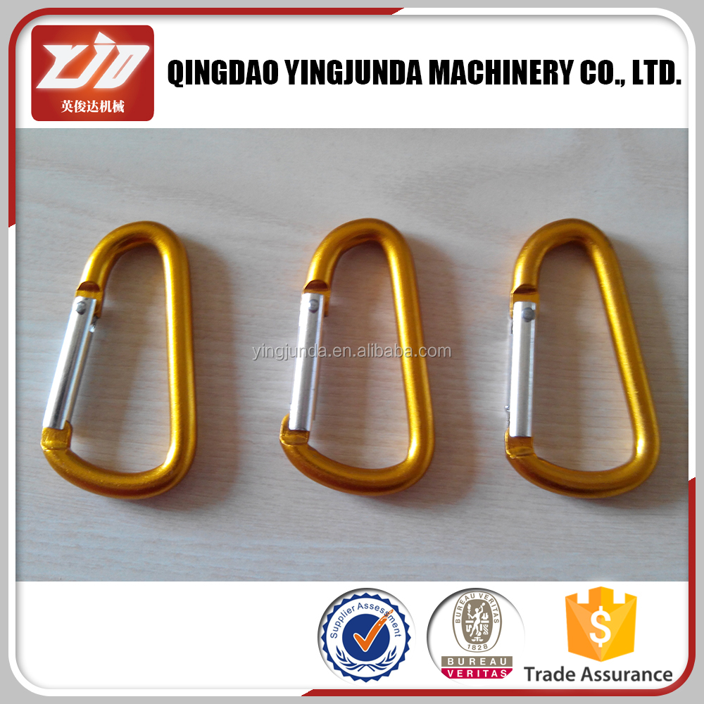 different size Carabiner hook for baby stroller