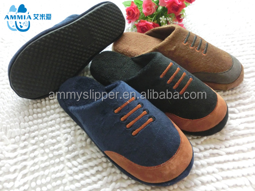 Man OEM indoor slipper SIZE 41-46 Sport slippers big size shoes