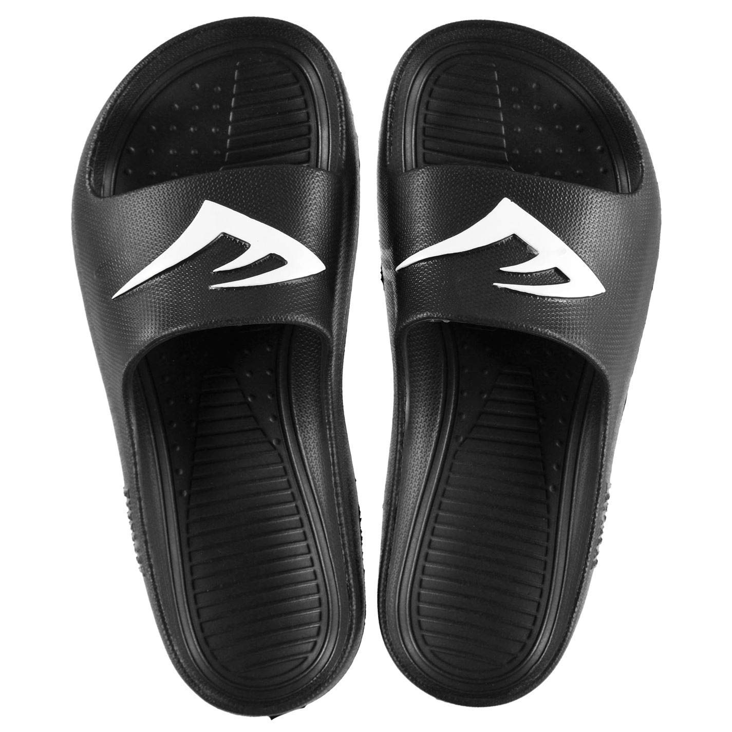 6ce58498ef875e Get Quotations · Everlast Kids Sliders Pool Shoes Slip On Comfortable Fit