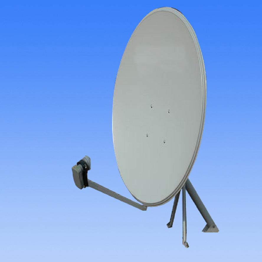 Hd Power Eurostar Ku 60*65cm Small Satellite Tv Dish Star Track Tv Receiver  Outdoor - Buy Small Satellite Dish,Star Track Digital Satellite Receiver