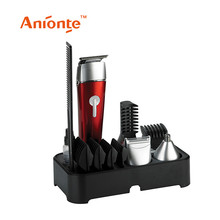 Excellent Quality Economic Rechargeable Hair Clipper With Nose Trimmer Set