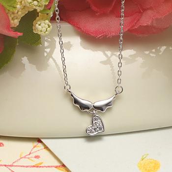 925 Sterling Silver Price Per Gram Heart Pendant Jewelry Whole
