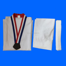Martial arts cotton polyester customized taekwondo karate judo uniform