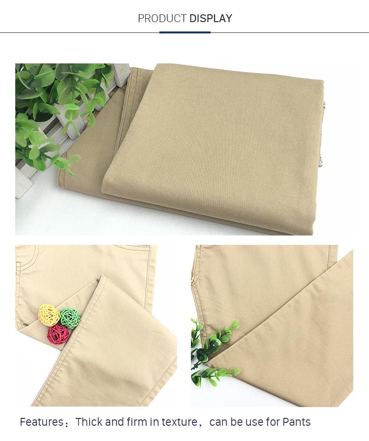 Good Quality Cotton Polyester Satin Fabric