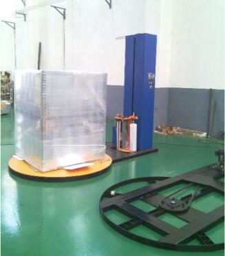 General Polyolefin(POF) heat shrink packaging film roll for packing Building materials