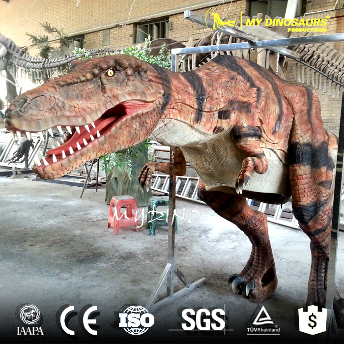 My Dino-DC076 Extreme Dinosaurs The Latest Walking Simulation Dinosaur Costume