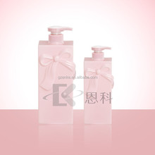 500ml 750ml leere lotion flasche mit Lotion Pumpe
