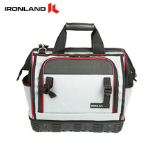 Professional Heavy Duty Canvas Electrician Tool Bag For Men