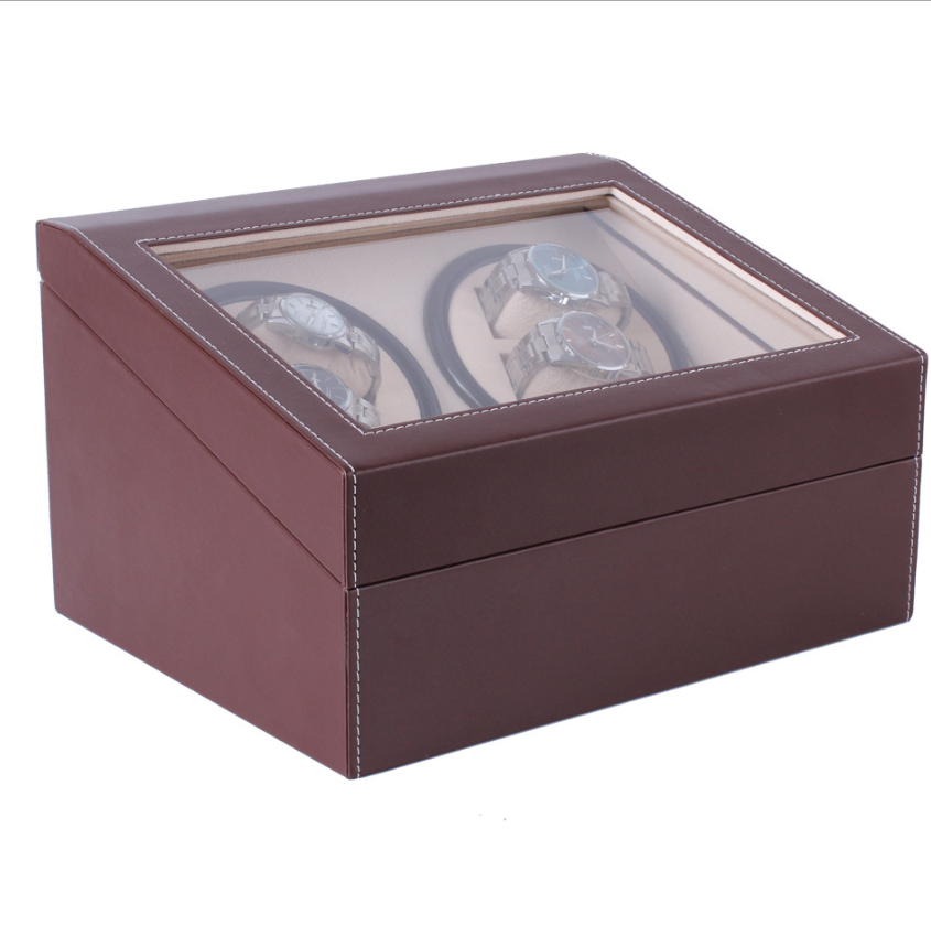 4 + 6 기계식 watches Motor watch winder 상자