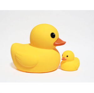 2017 new ICTI Factory make 3D custom bath soft toy giant duck toys