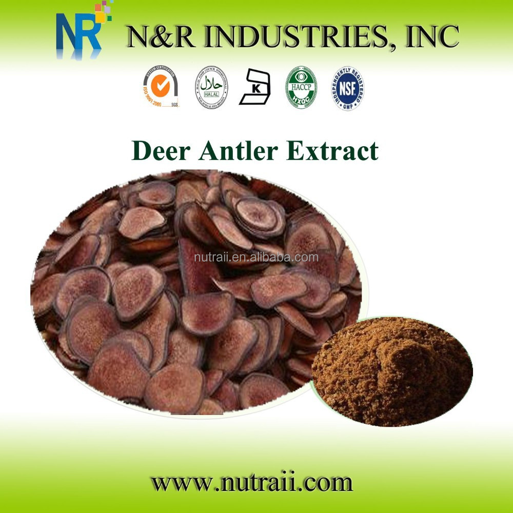 Deer antler extract Antler velvet powder Deer horn powder