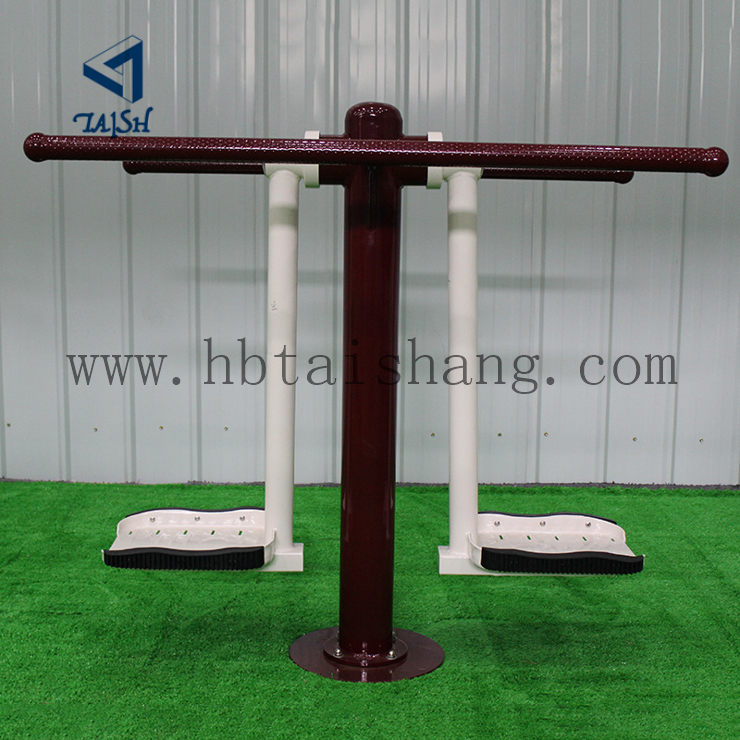 Direct manufacturers selling sales promotion cheap durable adult outdoor fitness equipment