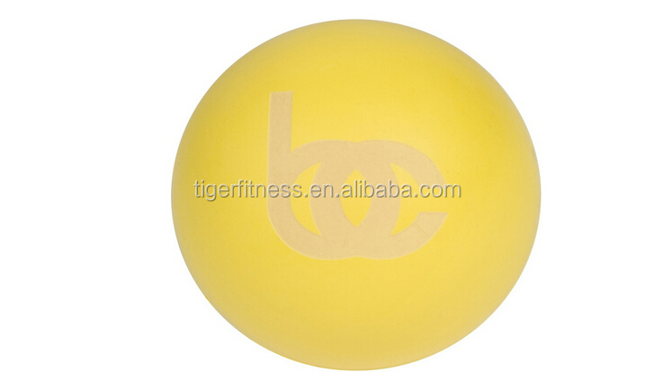 rubber Yellow Small ball