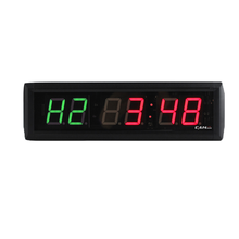 Ganxin fitness bruto training groep 1.8 inch 6 cijfers led sport Countdown Gym <span class=keywords><strong>Timer</strong></span>