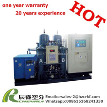 Low price cryogenic high purity liquid oxygen/nitrogen generator