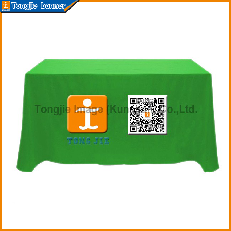 Using definition art printing table cloth for sale