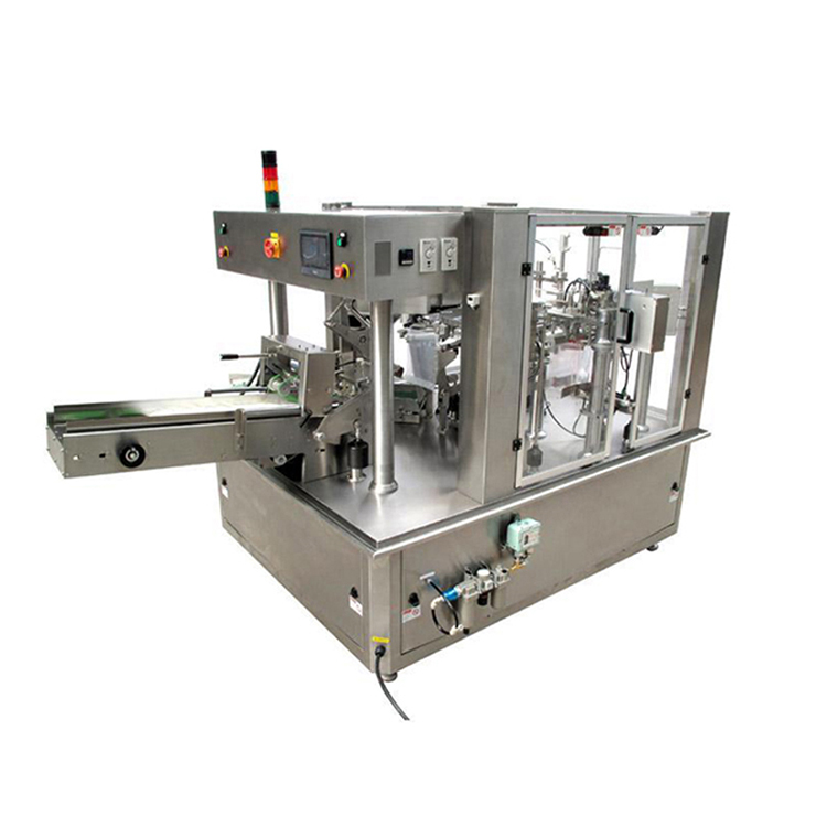 Smart Weigh pack head liquid packing machine customization for food weighing-6