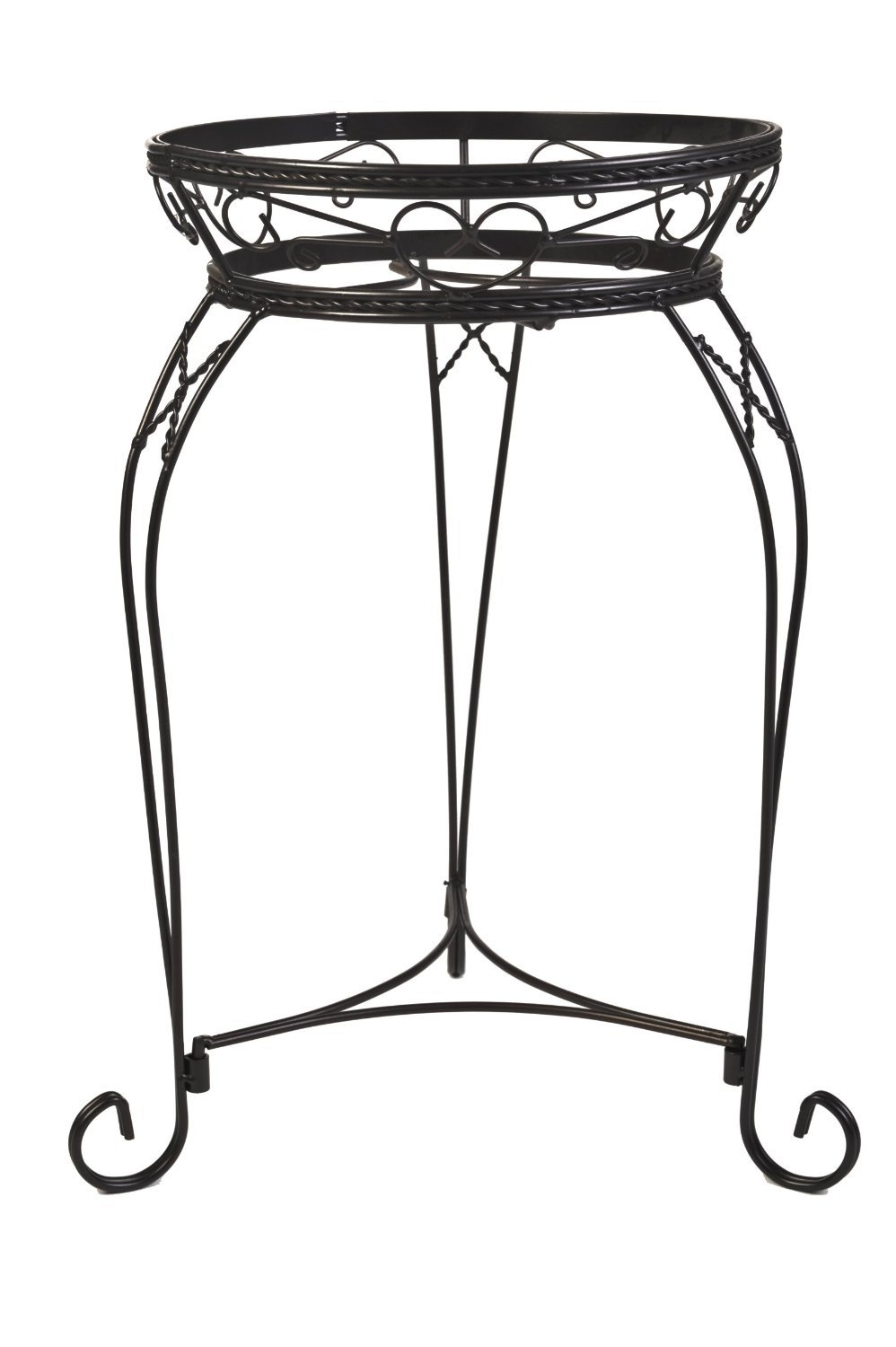 Indoor Outdoor Garden Metal Wire Flower Pot Plant Stand Scroll Braided Plant Stand Buy Garden Wire Plant Stands Antique Metal Plant Stand Metal Corner Plant Stand Product On Alibaba Com