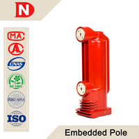 EP12/2000-40C(122041C-L) 12KV High Voltage circuit breaker embedded poles