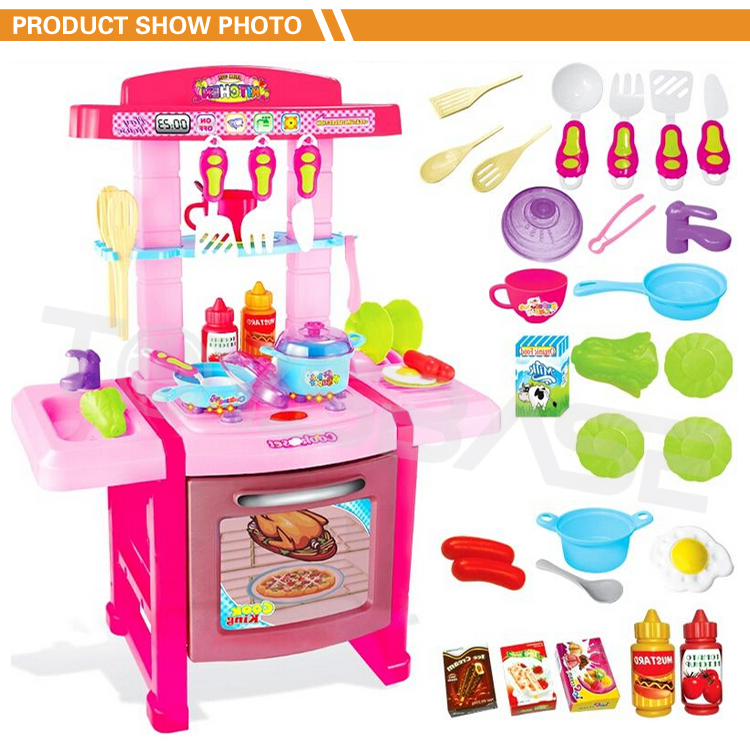 Juguete Cocina Interesting Plastic Cooking Play Big Kitchen Set