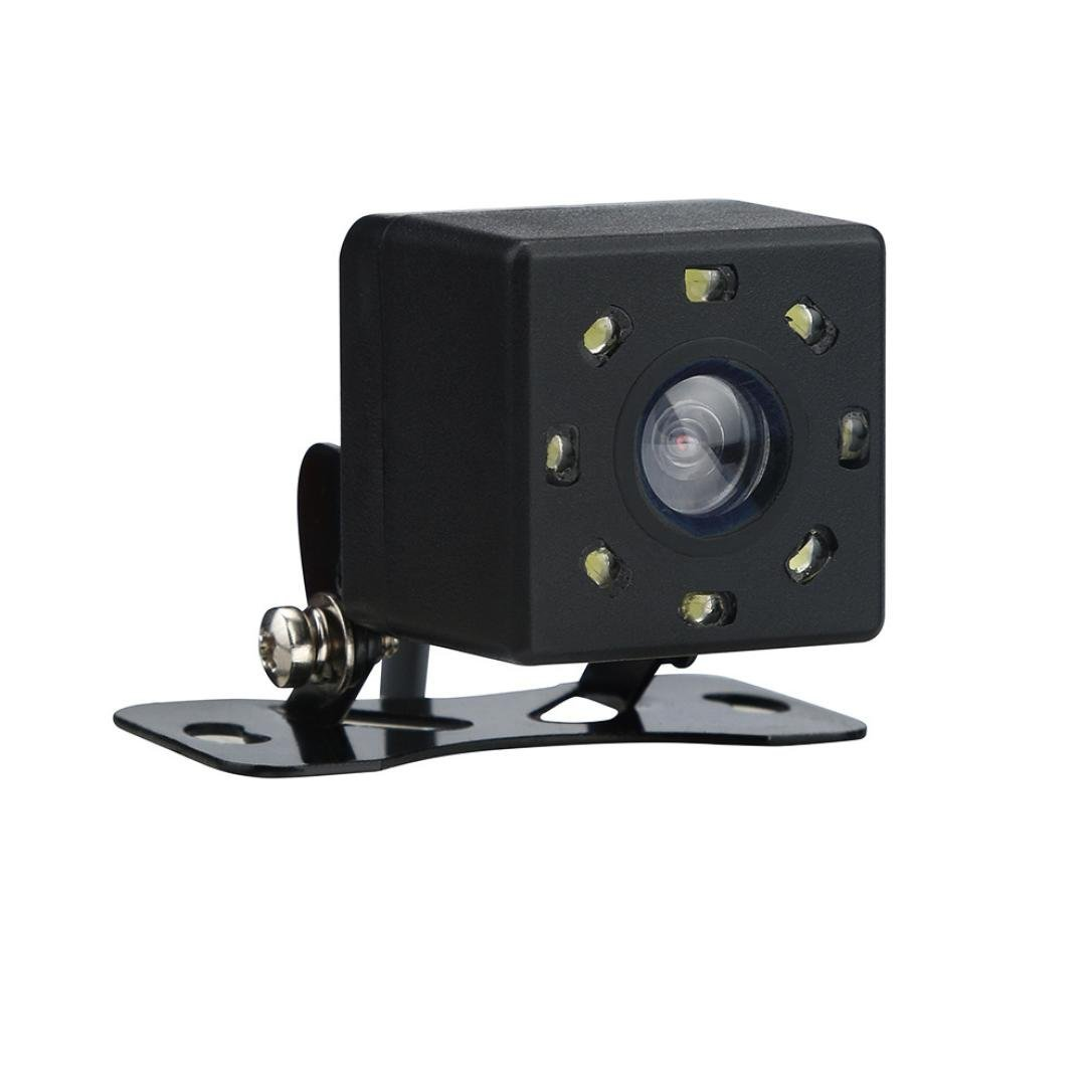 Car Rear View Backup Camera, WuyiMC 170º Waterproof CMOS Car HD Rear View Reverse Backup Parking Camera Night Vision Parking Assistance System